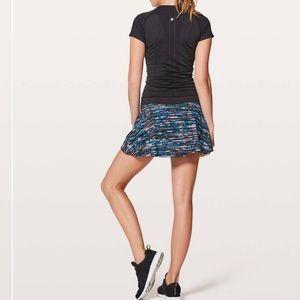 "Lululemon Play Off The Pleats Skirt *13"""
